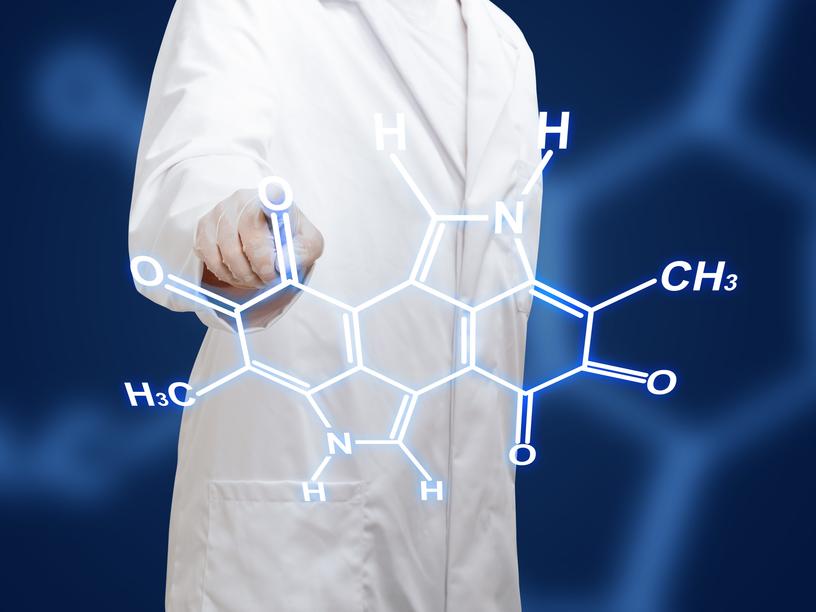 Chemist scientist