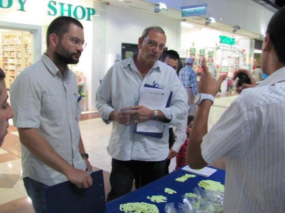 שיפוט מיזמים שונים בתחרות יזמים צעירים Young Entrepreneurs Israel
