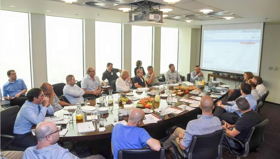Privatequity.biz Presentation at Yigal Arnon Law Firm