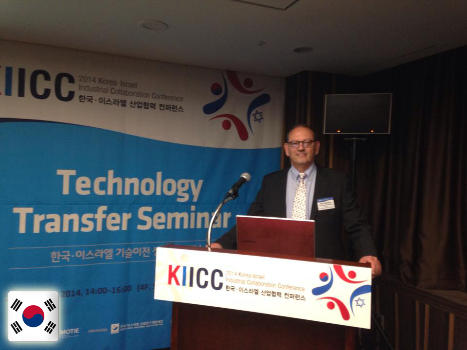 The Industrial Collaboration & Technology Transfer Conference - Seoul, Korea